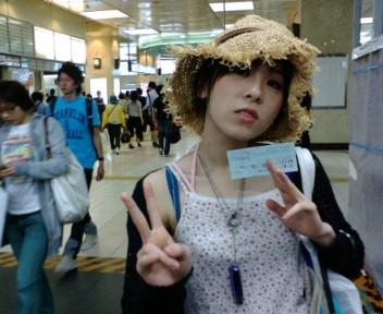 京都到着〜★,<br />  。・:*:<br />  ・゜'☆